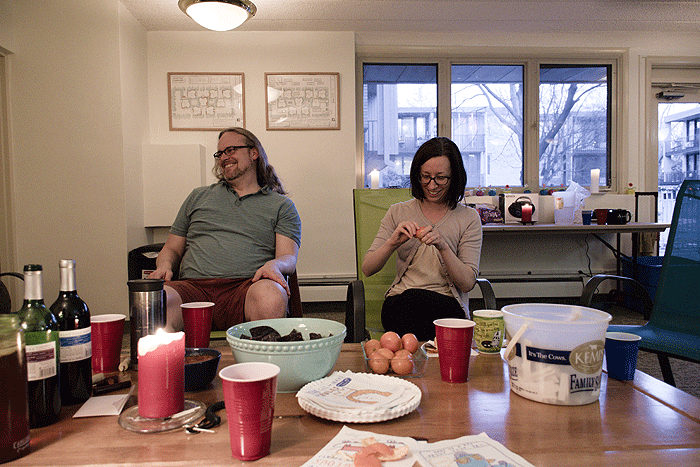 Friendly Philosophers in April 2019