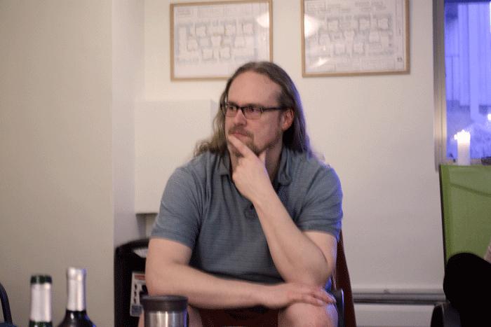 Friendly Philosophers in April 2019